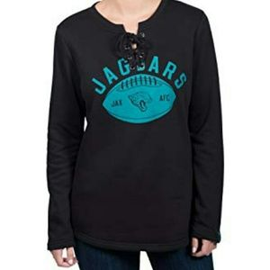 Jaguars Long Sleeve Sweatshirt XL